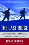The Last Ridge by McKay Jenkins